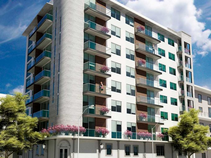 Departamento CDMX Fachada Baja California 133