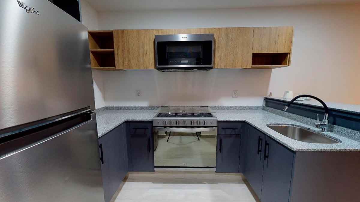 Departamentos CDMX Correggio-34-cocina