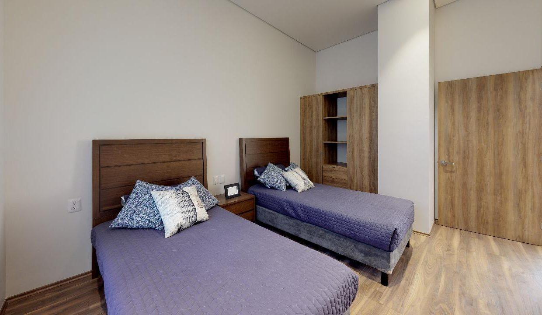 Departamentos CDMX Miguel-Angel-De-Quevedo-Bedroom