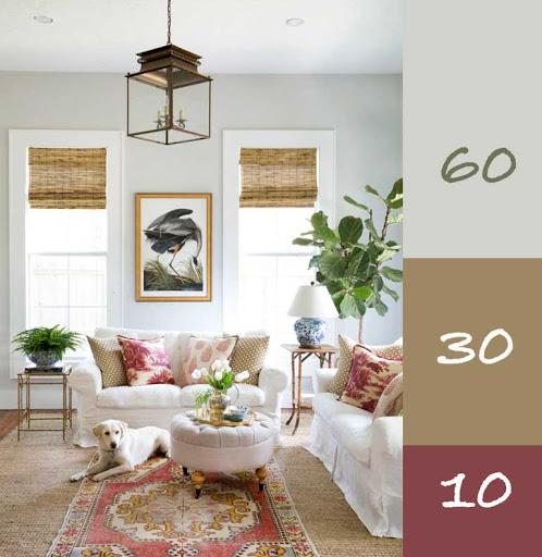 60-30-10 color