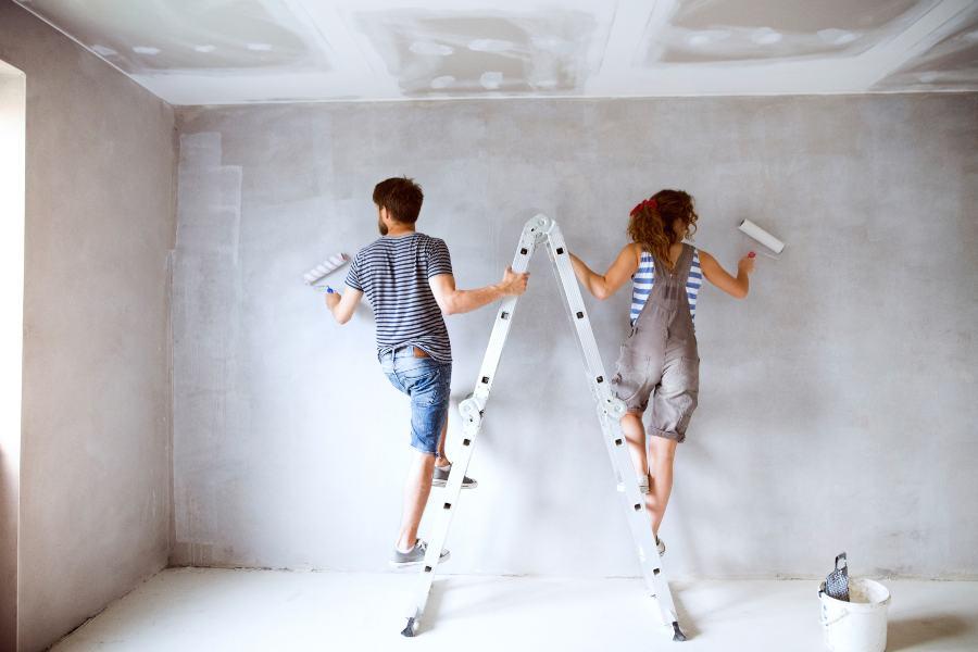 pintar tu casa llave
